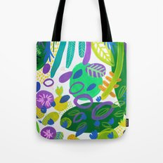 Between the branches. V Tote Bag