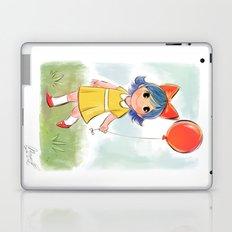 balloon makes a day Laptop & iPad Skin