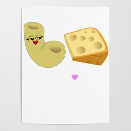 Macaroni And Cheese Poster
