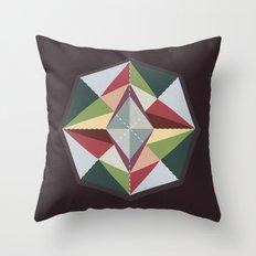 Prisme 2 Throw Pillow