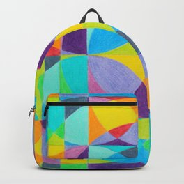 The 'Cross of Light' Effect Backpack