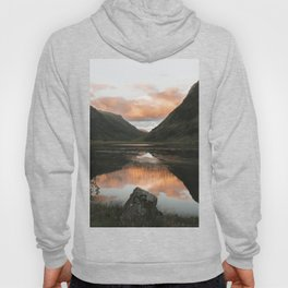 Time Is Precious - Landscape Photography Hoody
