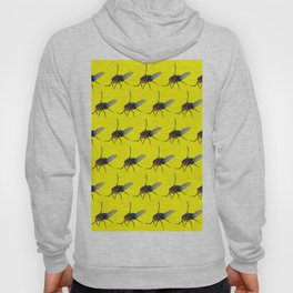 Flys pattern Hoody