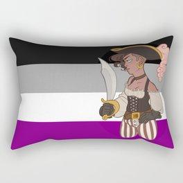 Ace Pirate #2 Rectangular Pillow