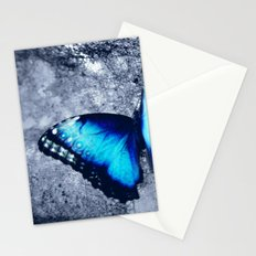 Blue Picture Perfect Stationery Cards