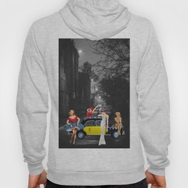 TO THE MUSEUM Hoody