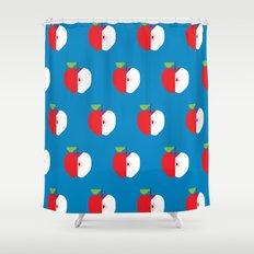 Fruit: Apple Shower Curtain
