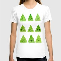 mountain T-shirts featuring Mountain by Young Ju
