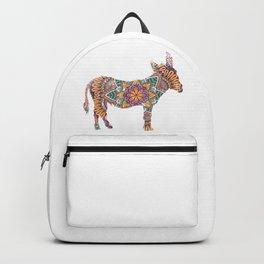Ethnic Donkey Backpack