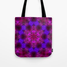 Abstract X Two Tote Bag