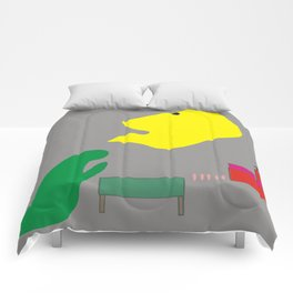 Looking for Redemption Comforters