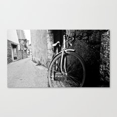 bicycle. vélo. Canvas Print