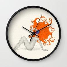 Dead model No.4 Wall Clock