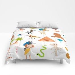 Ancient Egypt Comforters
