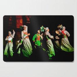 Sufi Dance Cutting Board