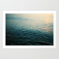Gleam Art Print