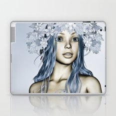 Snow Maiden Laptop & iPad Skin