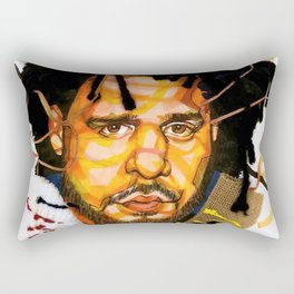 J. Cole Rectangular Pillow