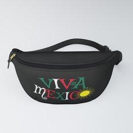 Viva Mexico Fanny Pack