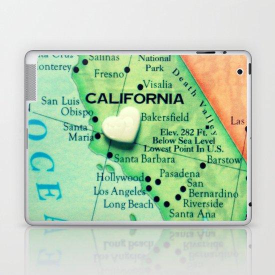 Cali Laptop & iPad Skin