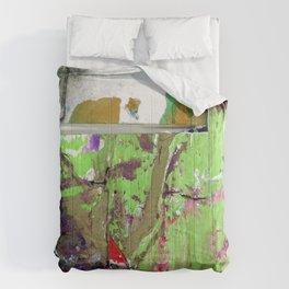 Green Earth Boundary Comforters