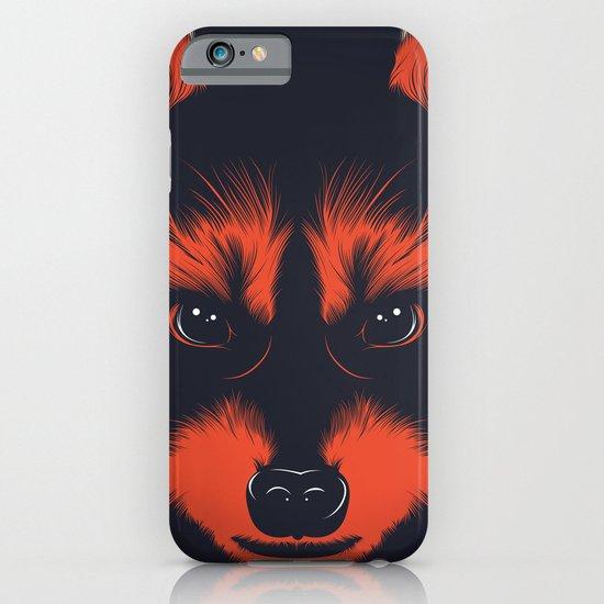 raccoon iPhone & iPod Case