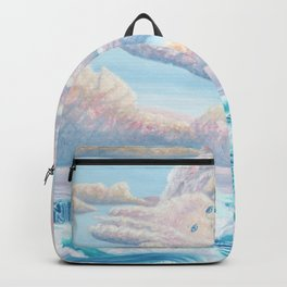 Les anges gardiens de l'amour Backpack