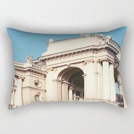 Life is a Theater Rectangular Pillow