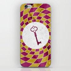 Phantom Keys Series - 08 iPhone & iPod Skin
