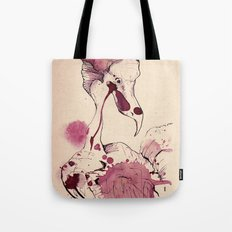 Hoploid Heron Tote Bag