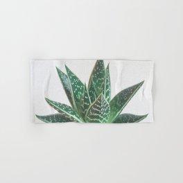 Aloe Tiki Hand & Bath Towel