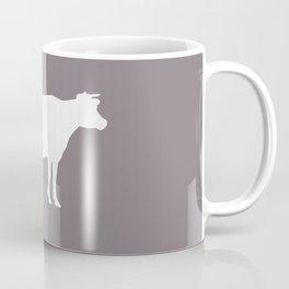 Cow: Purple Lavender Coffee Mug