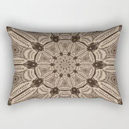 Ouija Wheel - Beyond the Veil Rectangular Pillow