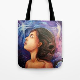 Dead in your head Tote Bag