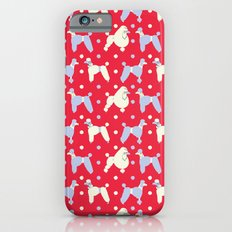 Oodles o' Polka Poodles Slim Case iPhone 6s