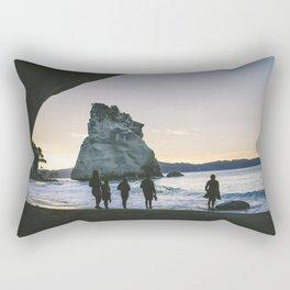 Cathedral Cove Rectangular Pillow