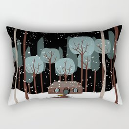 poison apple Rectangular Pillow