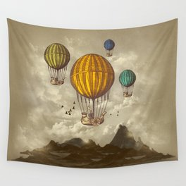 The Voyage Wall Tapestry
