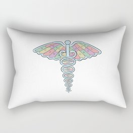 Medical DNA Rectangular Pillow