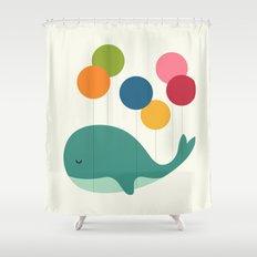 Dream Walker Shower Curtain