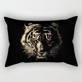 Story of the Tiger Rectangular Pillow