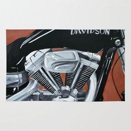 Harley Rider Rug