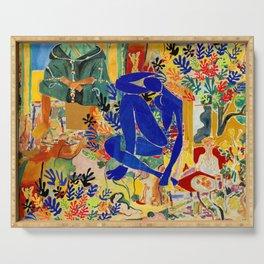 Matisse el Henri Serving Tray