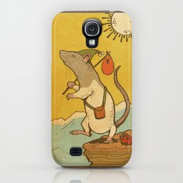 Muroidea Rat Tarot- The Fool iPhone Case