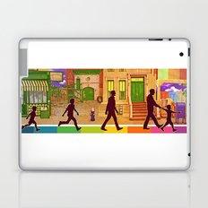 The Street I Grew up On Laptop & iPad Skin