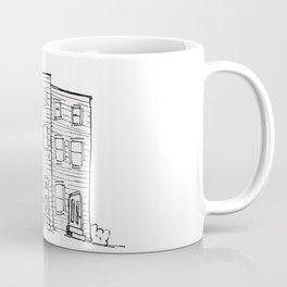 Jellybean Row St. John's, Newfoundland Coffee Mug