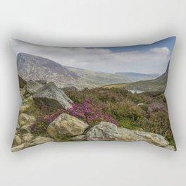 Mountain Walks Rectangular Pillow
