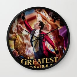 The Greatest Showman Wall Clock