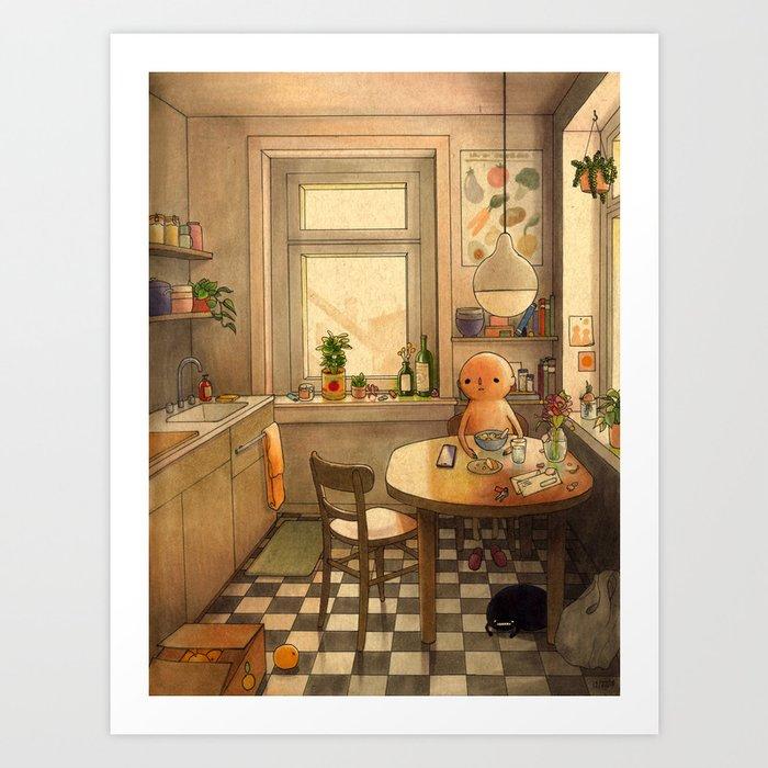 Kitchen 2 Kunstdrucke