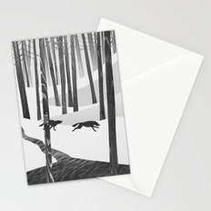 Martwood Wolves Stationery Cards